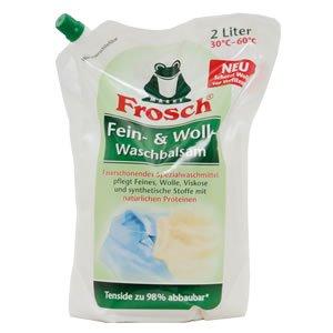 フロッシュ ファイン&ウール バルサム 2L 洗濯洗剤【日用品/洗濯用品】