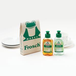フロッシュ ミニボトル2種セット【ギフトセット/キッチン雑貨/洗浄用品】