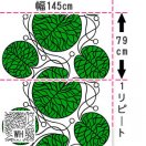 <img class='new_mark_img1' src='https://img.shop-pro.jp/img/new/icons24.gif' style='border:none;display:inline;margin:0px;padding:0px;width:auto;' />マリメッコ(marimekko)生地(ファブリック)ボットナ(Bottna)【10cm単位販売】の商品写真