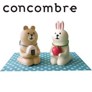 デコレ(DECOLE)concombre まったりピクニック お昼ごはん【置物/インテリア雑貨】