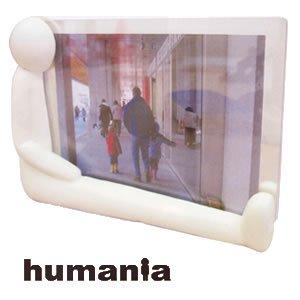 デコレ humania(ヒューマニア)フォトフレーム