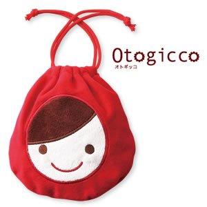 デコレ(DECOLE)オトギッコ(Otogicco)フェイス巾着【かわいい赤ずきん】