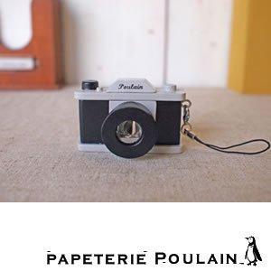 デコレ(DECOLE)プーラン(POULAIN)カメラ鉛筆削り【文具/インテリア雑貨】