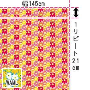 マリメッコ(marimekko)ファブリック(生地)ミニウニコト(Mini Unikkot)【10cm単位販売】