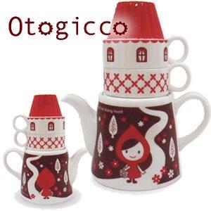 デコレ(DECOLE) オトギッコ(Otogicco)赤ずきん Tea for Two