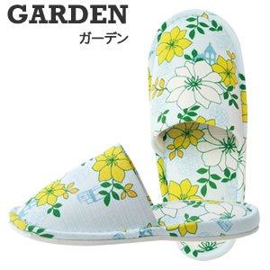 adorno(アドルノ)スリッパ GARDEN(ガーデン)各色【北欧風雑貨】