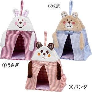 デコレ(DECOLE)プチシャンブル おむつストッカー【ベビー用品】