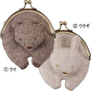 デコレ(DECOLE)ココンフワット ミニがま口 各種【ファッション/小物】