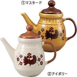 デコレ(DECOLE)クッカ・リントゥ ティーポット 各種【北欧風雑貨/洋食器】