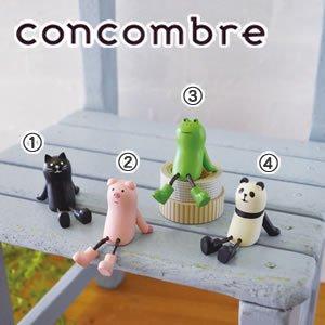 デコレ(DECOLE)concombre まったりリラックス 各種【インテリア雑貨】