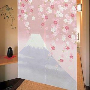 のれん 千代の富士 85×150cm【パネルカーテン】★
