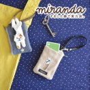 デコレ(DECOLE)miranda ICパスケース【ファッション小物/定期入れ】