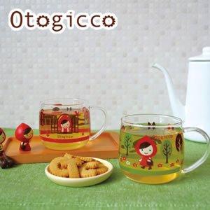 デコレ(DECOLE)オトギッコ(Otogicco)耐熱マグ【キッチン雑貨】