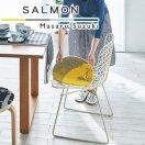 チェアパッド サルモン(salmon)35×35cm【北欧/おしゃれ/鈴木マサル】★の商品写真