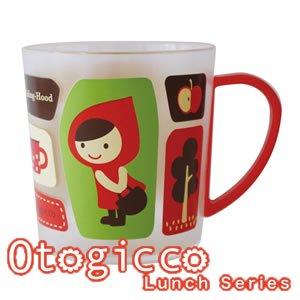 デコレ(DECOLE)オトギッコ プラマグカップ【お弁当シリーズ】
