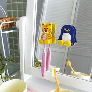 デコレ(DECOLE)ブリックブロック 歯ブラシホルダー【サニタリー】