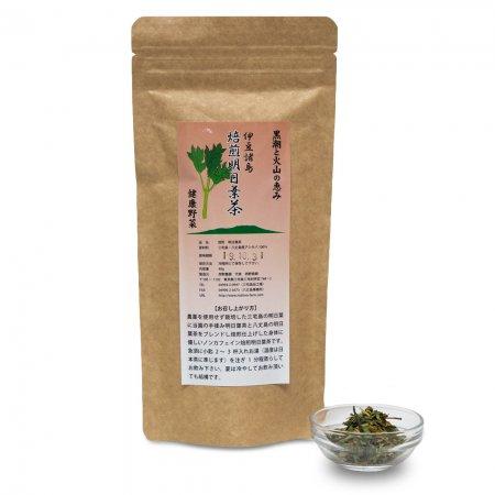焙煎明日葉茶40g