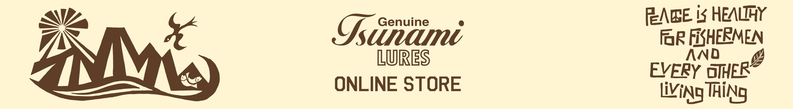 Tsunami Lures Online Shop