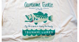 Awesome Exotic Tee オーサムエキゾチックT