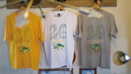 20th Tee 20周年記念Tシャツ