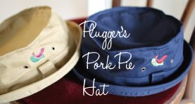 Plugger's Pork Pie Hat
