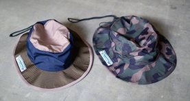 Plugger's Safari Hat