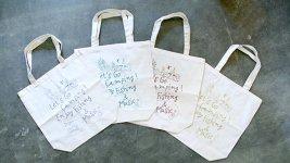 Tsunami Jamboree Eco Tote Bag (Online Limited)
