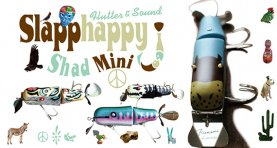 Slapphappy Shad Mini J
