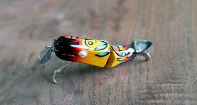 Slapphappy Shad Mini J - Online Limited