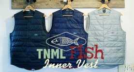 <img class='new_mark_img1' src='https://img.shop-pro.jp/img/new/icons2.gif' style='border:none;display:inline;margin:0px;padding:0px;width:auto;' />TNML Fish - Inner Vest