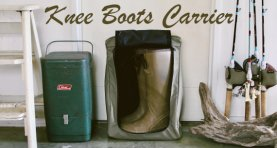 Knee Boots Carrier