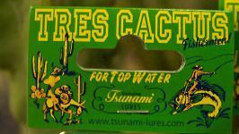 Tres Cactus (5本入)