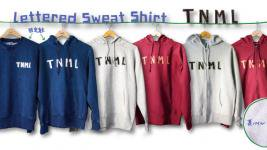 Lettered Sweat Shirt