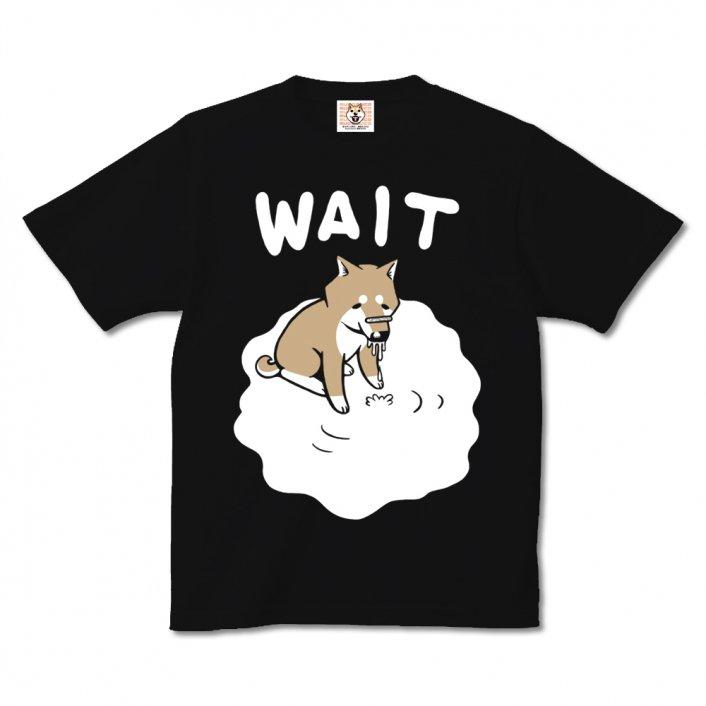 漫画「いとしのムーコ」公式Tシャツ『待てっ!』