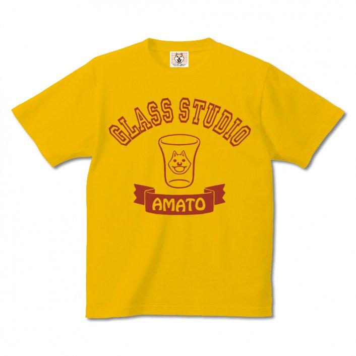 漫画「いとしのムーコ」公式Tシャツ『アマートクラシック』