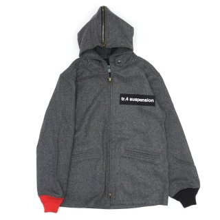 tr.4 suspension TR4S × DLCS CADET PARKA<img class='new_mark_img2' src='https://img.shop-pro.jp/img/new/icons22.gif' style='border:none;display:inline;margin:0px;padding:0px;width:auto;' />