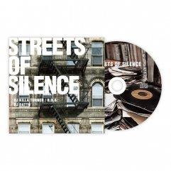 STREETS OF SILENCE - DJ KILLA TURNER / B.D. & DJ DATTU