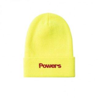 POWERS Logo Beanie