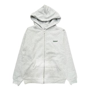 Delicious OG Logo Embroidery Zip Up Hoodie