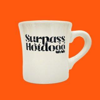 Surpass Hotdogg -  Logo Mug Cup  (Designed by MHAK)