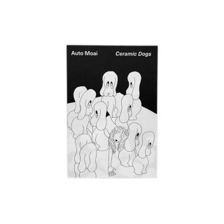 innen books / Auto Moai (Tokyo, Japan) Ceramics Dogs<img class='new_mark_img2' src='https://img.shop-pro.jp/img/new/icons5.gif' style='border:none;display:inline;margin:0px;padding:0px;width:auto;' />