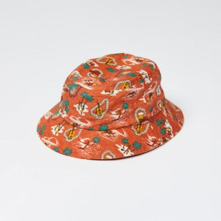 LITE YEAR Hawaiian Bucket Hat