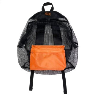 Surpass HotDogg Stand × Packing Exclusive Mesh Backpack
