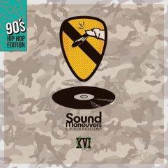 "SOUND MANEUVERS (DJ MITSU THE BEATS & MU-R) / 16th Anniversary Mix ""90's Hip Hop Edition"""