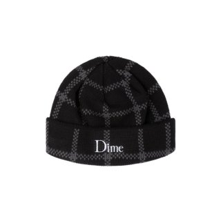 Dime Classic Plaid Beanie<img class='new_mark_img2' src='https://img.shop-pro.jp/img/new/icons47.gif' style='border:none;display:inline;margin:0px;padding:0px;width:auto;' />