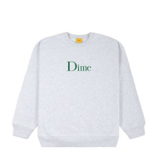 Dime Classic Embroidered Crewneck<img class='new_mark_img2' src='https://img.shop-pro.jp/img/new/icons47.gif' style='border:none;display:inline;margin:0px;padding:0px;width:auto;' />