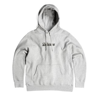Delicious Core Logo Embroidery Hoodie<img class='new_mark_img2' src='https://img.shop-pro.jp/img/new/icons47.gif' style='border:none;display:inline;margin:0px;padding:0px;width:auto;' />