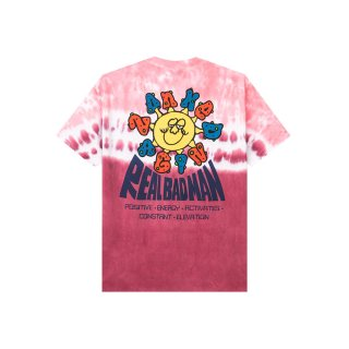 REAL BAD MAN Delic Sun Tie Dye S/S Tee<img class='new_mark_img2' src='https://img.shop-pro.jp/img/new/icons5.gif' style='border:none;display:inline;margin:0px;padding:0px;width:auto;' />