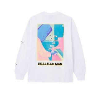 REAL BAD MAN Piano Man L/S Tee<img class='new_mark_img2' src='https://img.shop-pro.jp/img/new/icons5.gif' style='border:none;display:inline;margin:0px;padding:0px;width:auto;' />