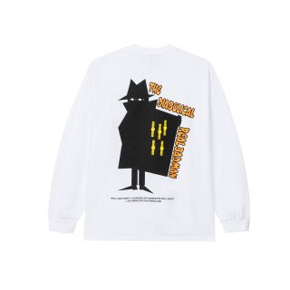 REAL BAD MAN RBM The Diabolical L/S Tee<img class='new_mark_img2' src='https://img.shop-pro.jp/img/new/icons5.gif' style='border:none;display:inline;margin:0px;padding:0px;width:auto;' />